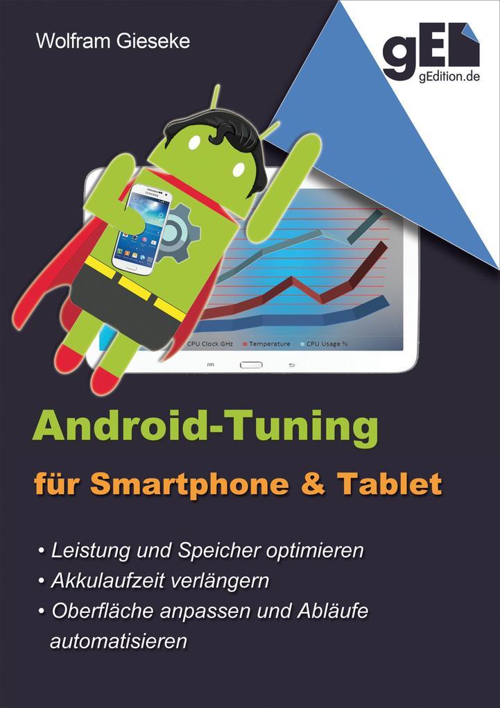 Android-Tuning für Smartphone und Tablet als eBook epub