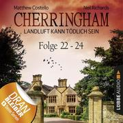 Cherringham - Landluft kann tödlich sein, Sammelband 8: Folge 22-24 (Ungekürzt)