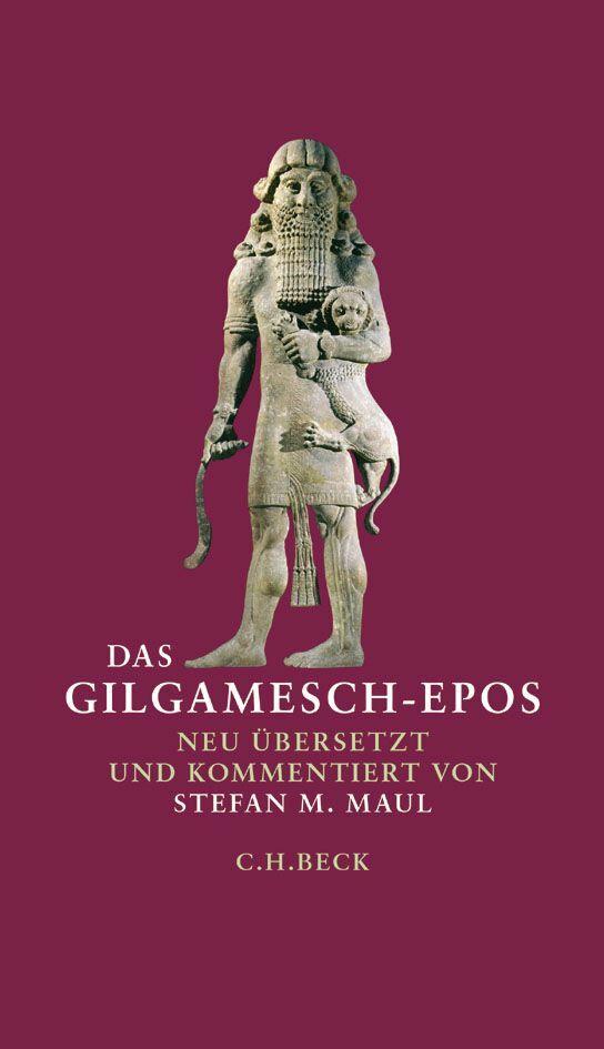 Das Gilgamesch-Epos als Buch