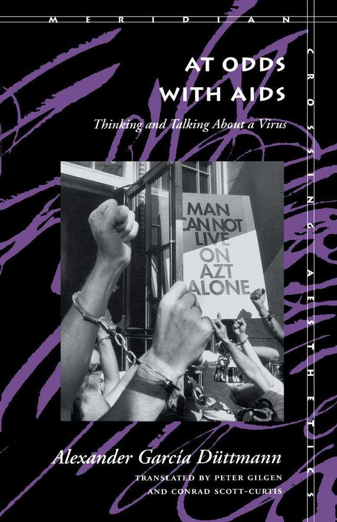 At Odds with AIDS: Thinking and Talking about a Virus als Buch (gebunden)