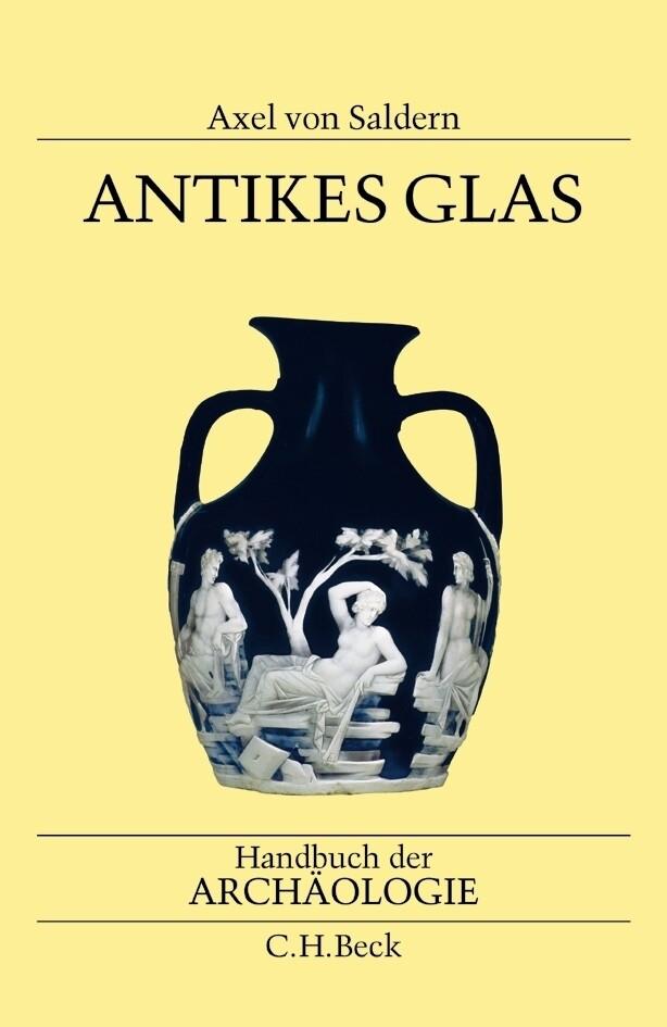 Antikes Glas als Buch (gebunden)
