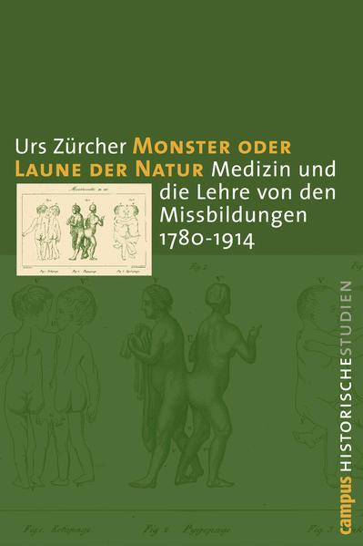 Monster oder Laune der Natur als Buch (kartoniert)