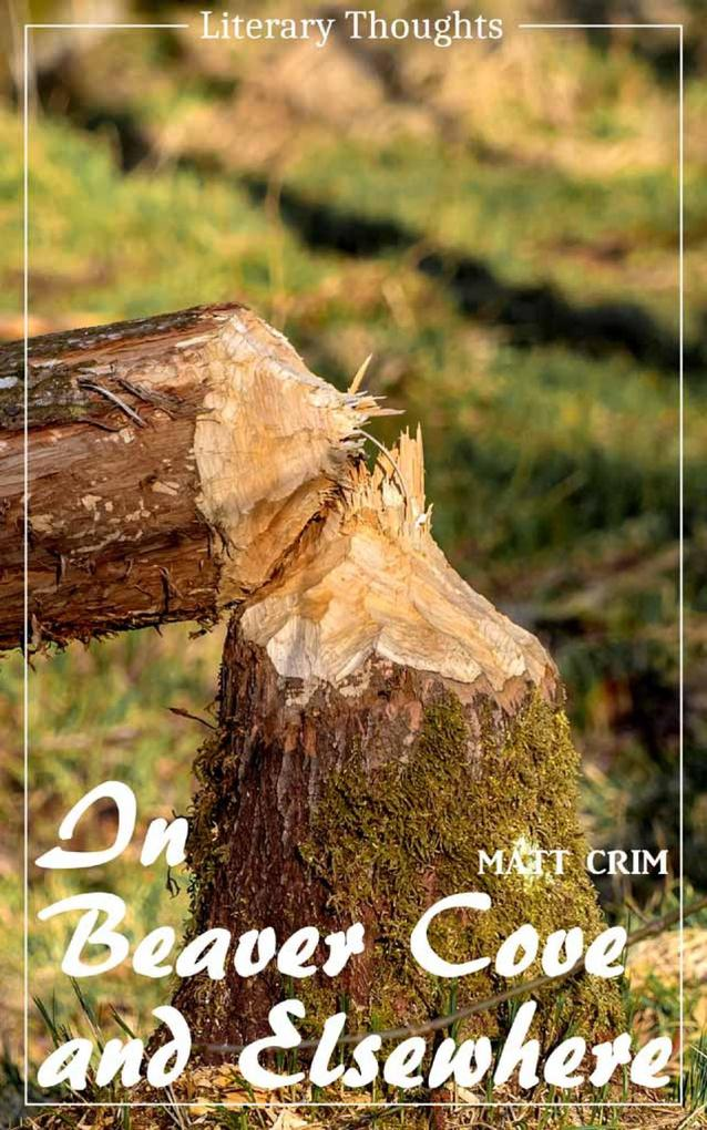 In Beaver Cove and Elsewhere (Matt Crim) (Literary Thoughts Edition) als eBook epub