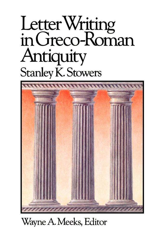 Letter Writing in Greco-Roman Antiquity (LEC) als Buch (kartoniert)