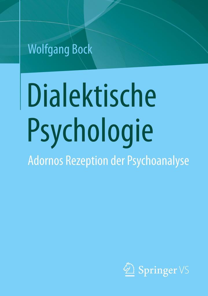 Dialektische Psychologie als Buch (kartoniert)