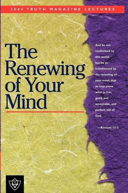 The Renewing of Your Mind als Taschenbuch