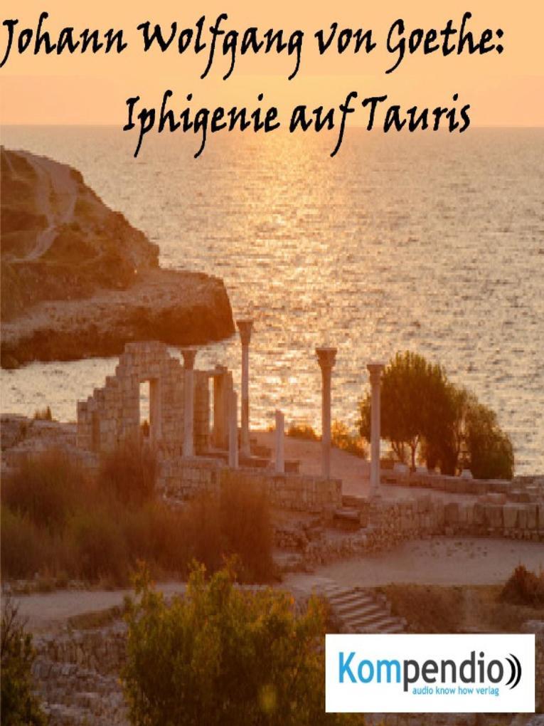 Iphigenie auf Tauris als eBook epub