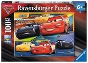 Disney Cars: Vollgas! Puzzle 100 Teile XXL