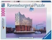 Elbphilharmonie Hamburg. Puzzle 1008 Teile