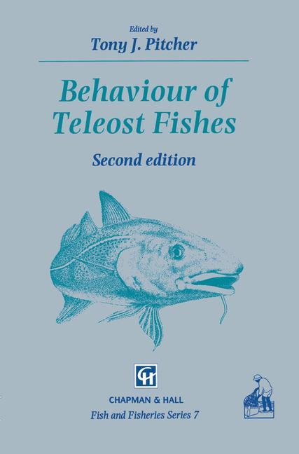 Behaviour of Teleost Fishes als Buch (gebunden)