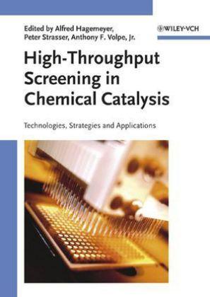 High Throughput Screening in Chemical Catalysis als Buch (gebunden)