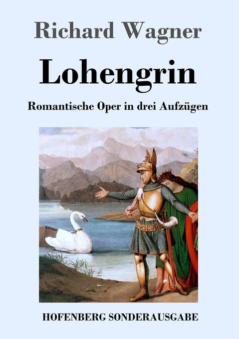 Lohengrin als Buch (kartoniert)