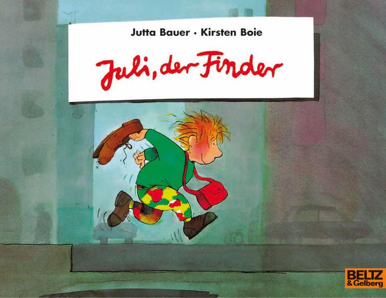 Juli, der Finder als Buch (kartoniert)