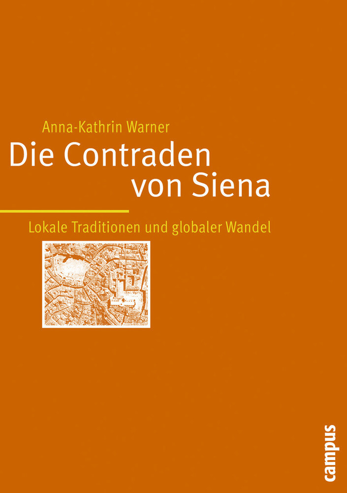 Die Contraden von Siena als Buch (kartoniert)