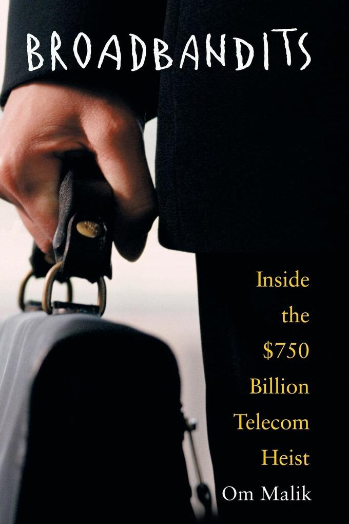 Broadbandits als Buch (kartoniert)
