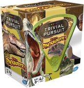 Winning Moves - Trivial Pursuit - Dinosaurier
