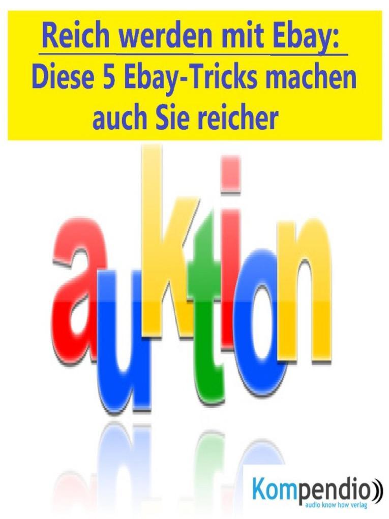 Reich werden mit Ebay als eBook epub