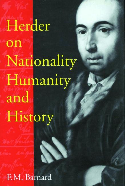 Herder on Nationality, Humanity, and History als Taschenbuch