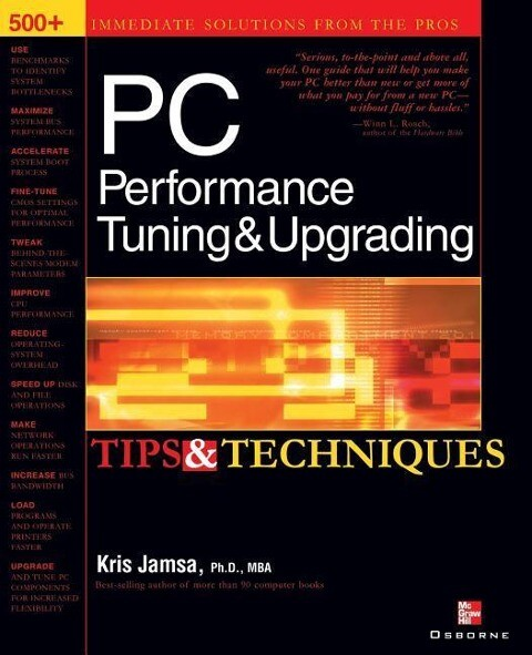 PC Performance Tuning & Upgrading Tips & Techniques als Buch (kartoniert)