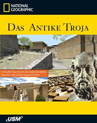 Das Antike Troja, 1 CD-ROM als Software