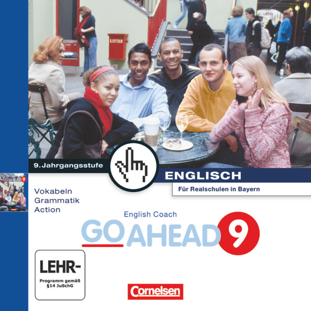 English Coach Multimedia. Go Ahead 9. CD-ROM ab Windows 95 als Software
