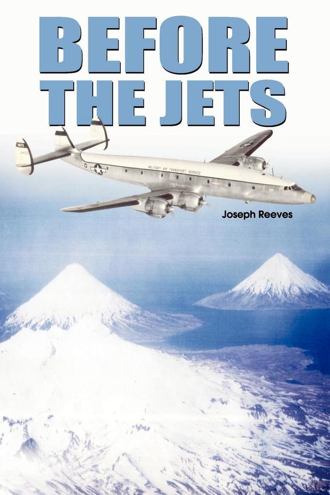 Before the Jets als Taschenbuch