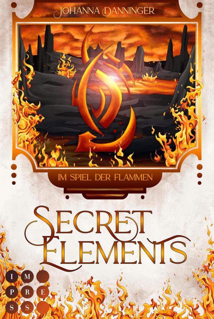 Secret Elements 4: Im Spiel der Flammen als eBook epub