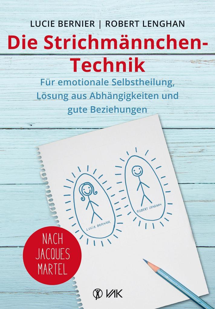 Die Strichmännchen-Technik als Buch (kartoniert)