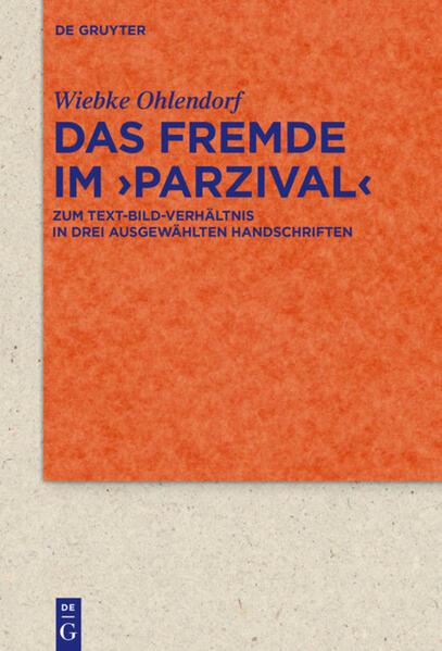 Das Fremde im >Parzival< als Buch (gebunden)