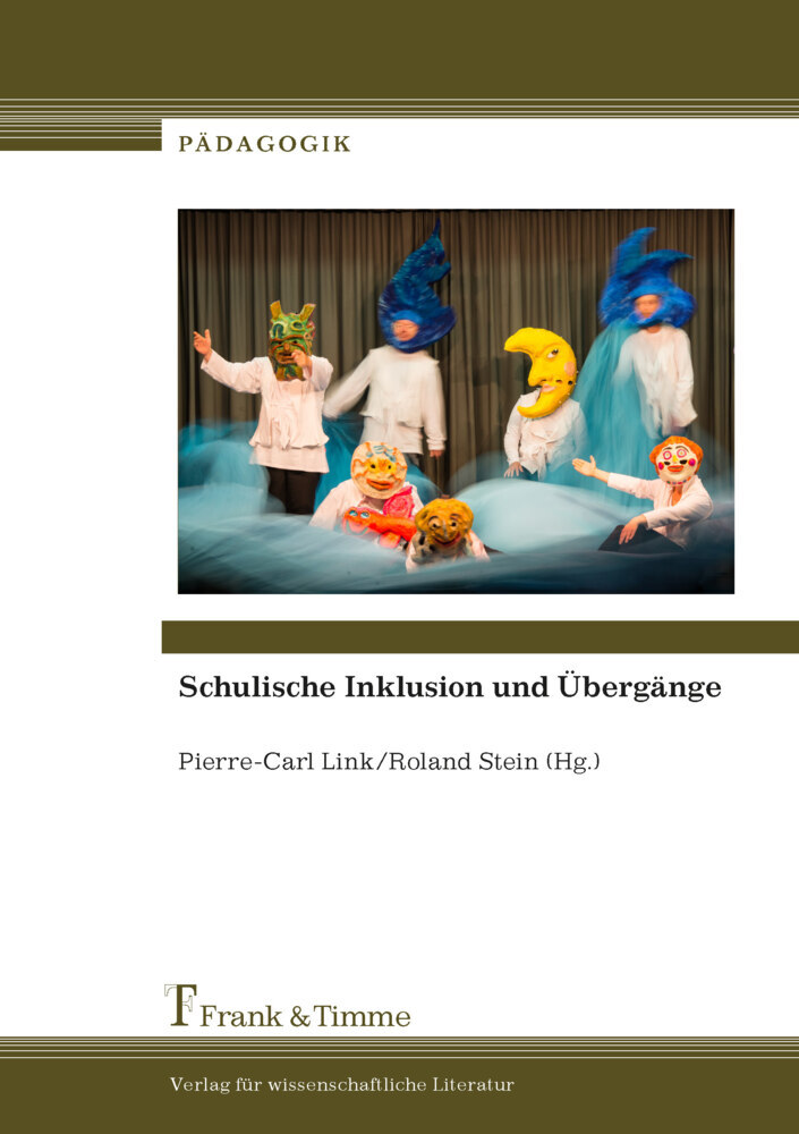 Schulische Inklusion und Übergänge als Buch (kartoniert)