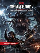 Dungeons & Dragons Monster Manual - Monsterhandbuch