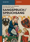 Sangspruch / Spruchsang
