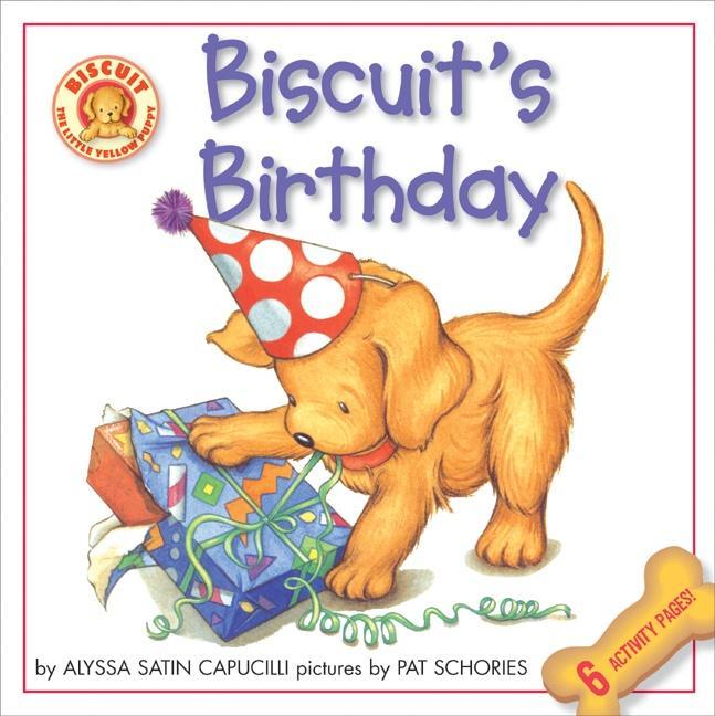 Biscuit's Birthday als Taschenbuch