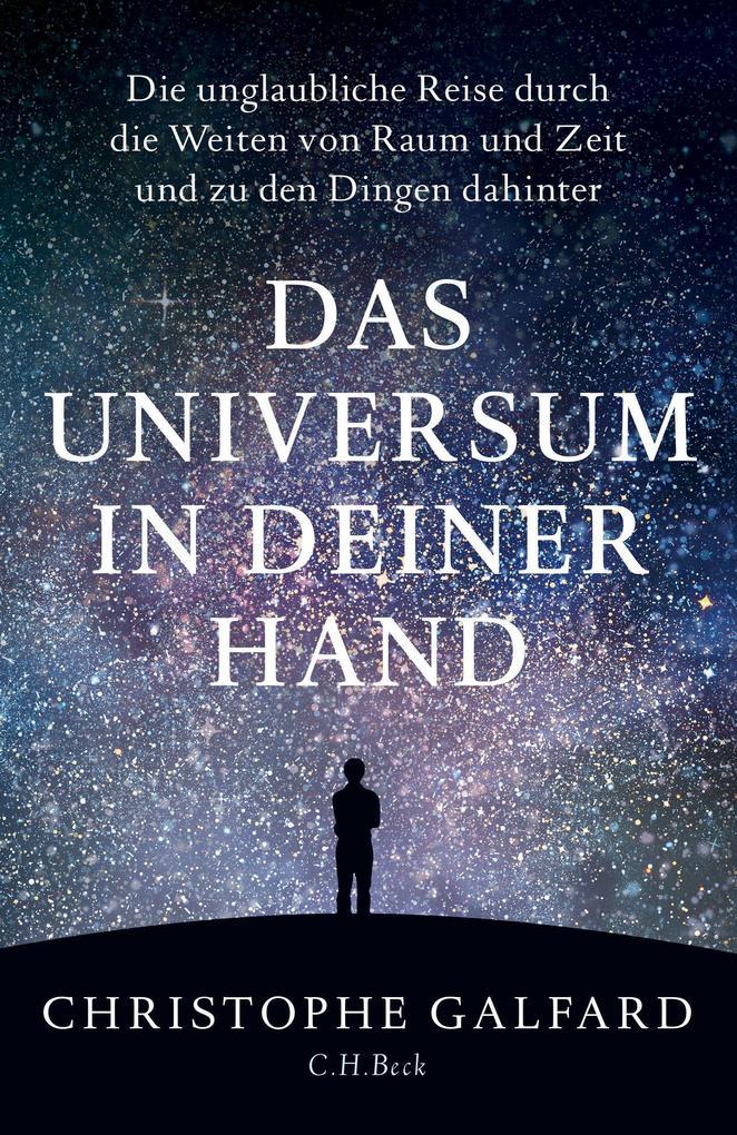 Das Universum in deiner Hand als Buch (gebunden)