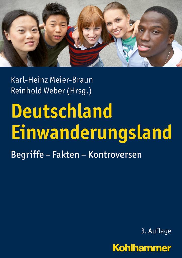 Deutschland Einwanderungsland als eBook epub