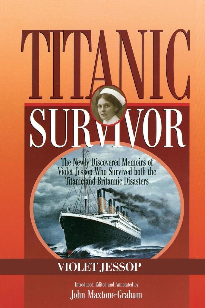 TITANIC SURVIVOR als Buch (kartoniert)