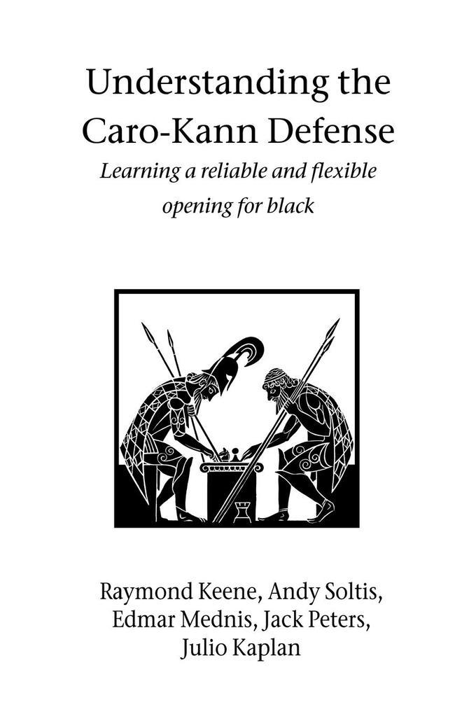 Understanding the Caro-Kann Defense als Taschenbuch