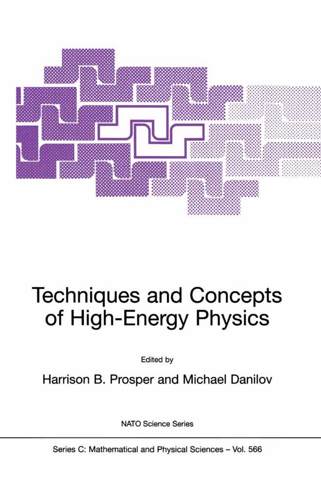 Techniques and Concepts of High-Energy Physics als Buch (gebunden)