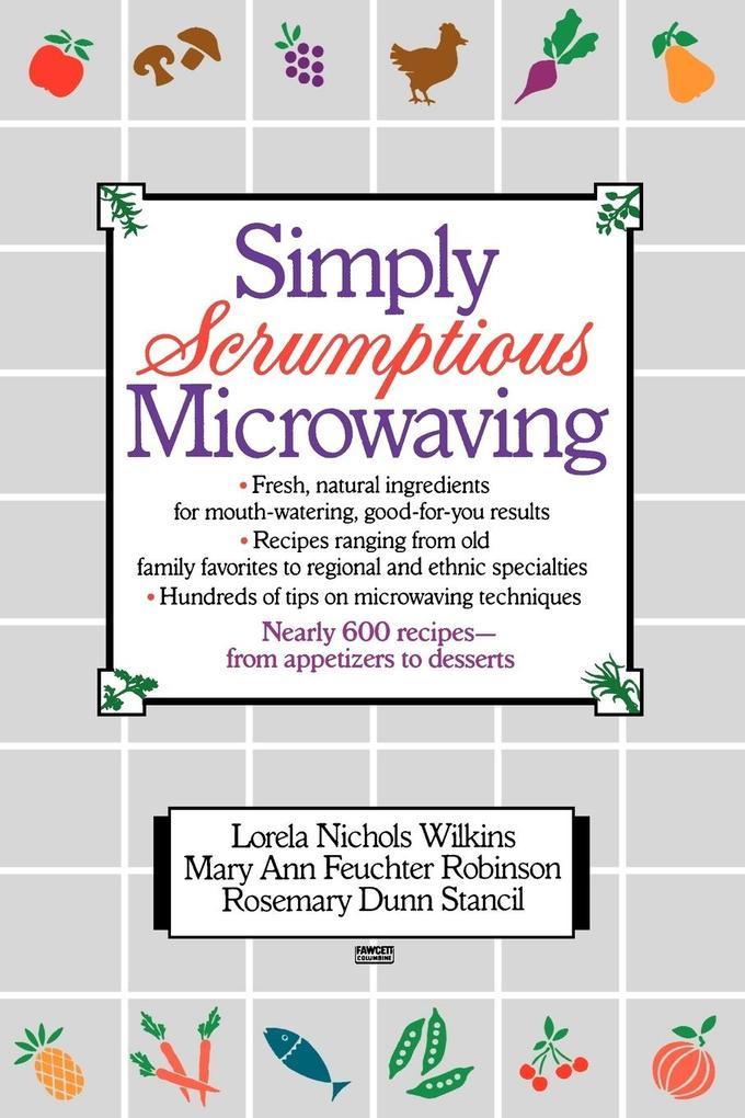 FT-Sim Scrumpt Microwa als Taschenbuch