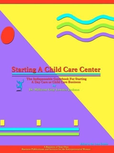 Starting a Child Care Center als Taschenbuch