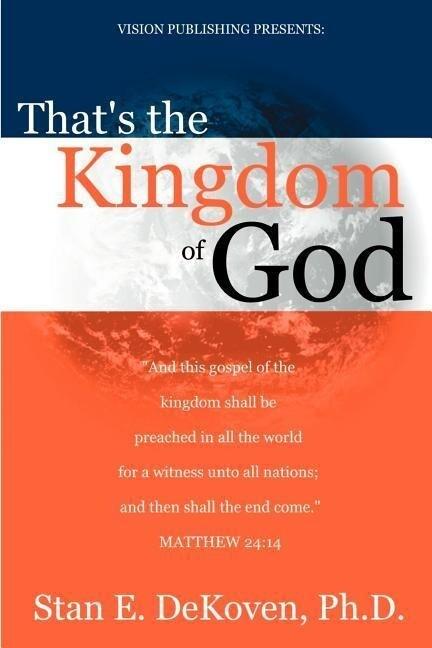 That's the Kingdom of God als Taschenbuch