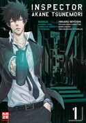 Inspector Akane Tsunemori (Psycho-Pass) 01