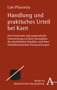 Handlung und praktisches Urteil bei Kant