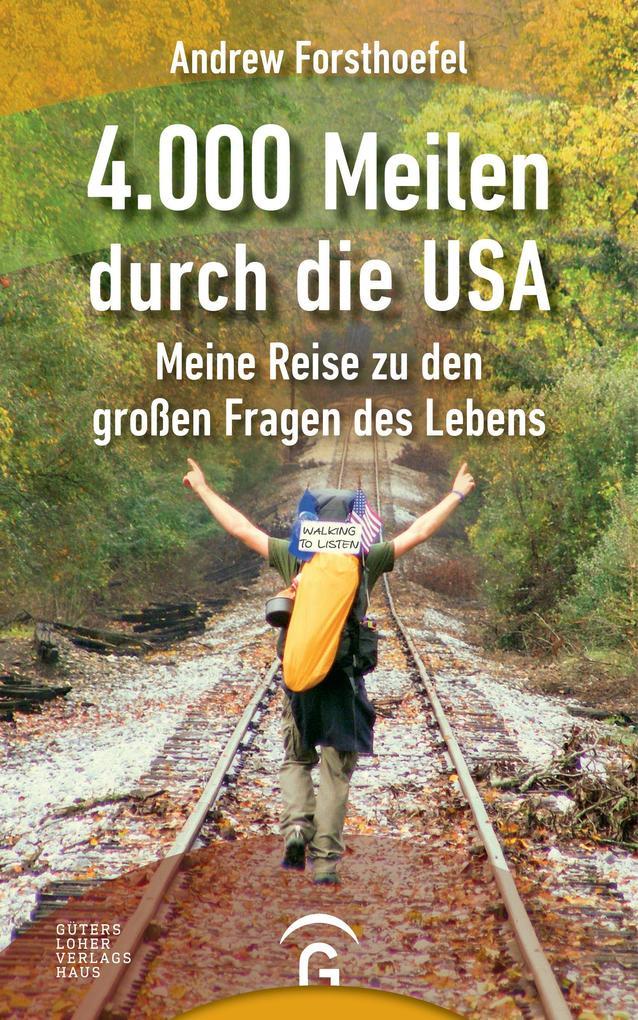 4000 Meilen durch die USA als eBook