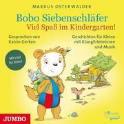 Bobo Siebenschläfer. Viel Spaß im Kindergarten!
