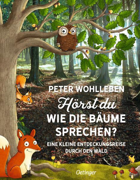 Hörst du, wie die Bäume sprechen? als Buch