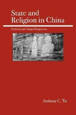 On State and Religion in China als Taschenbuch