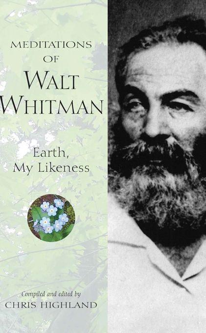 Meditations of Walt Whitman als Taschenbuch