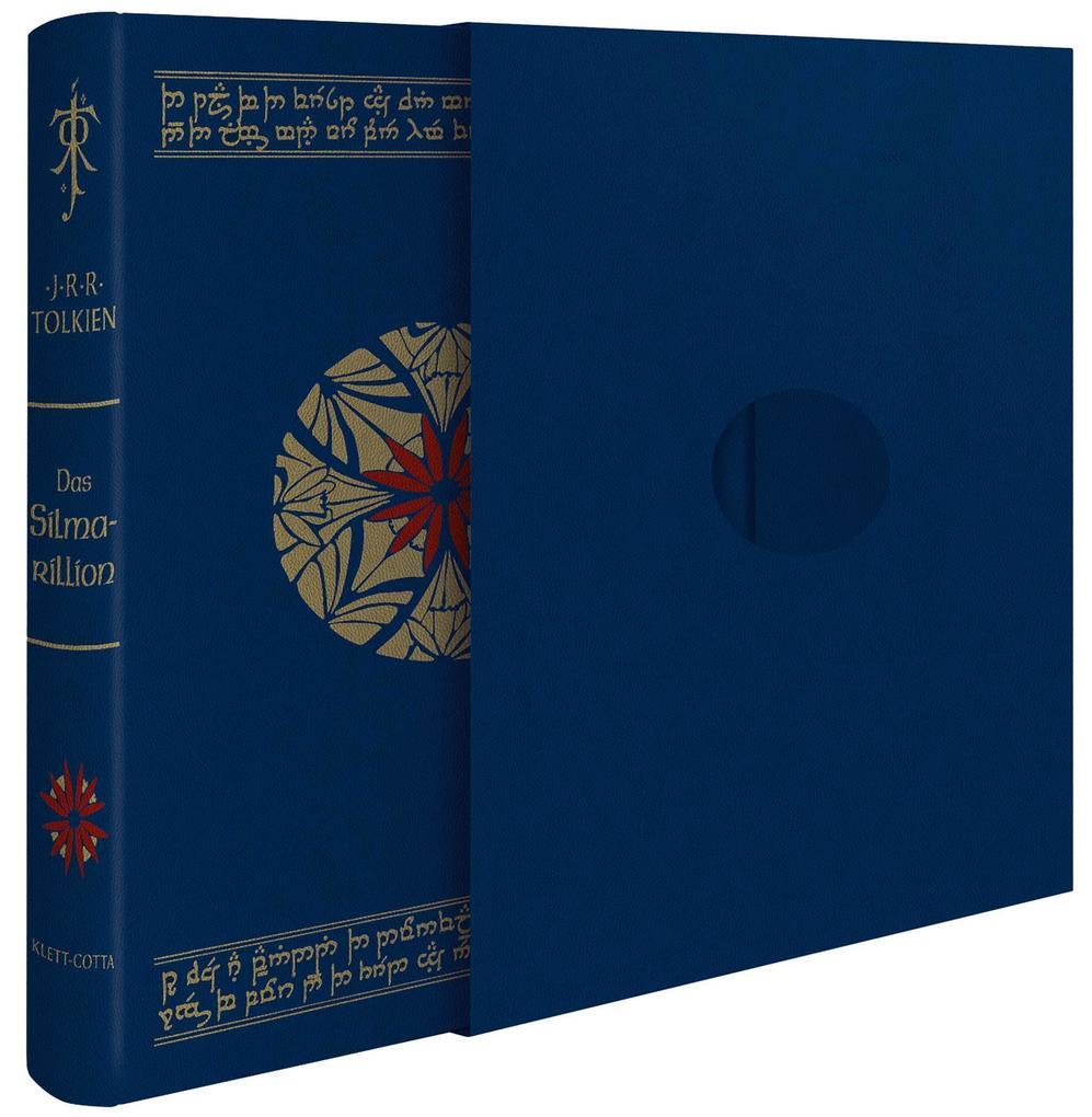 Das Silmarillion als Buch (Ledereinband)