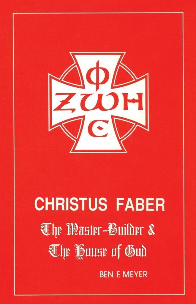 Christus Faber als Taschenbuch